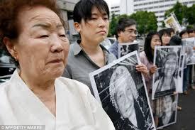 Comfort Women In Philippines Japanese Rock Song Mocking Korean U0027comfort Women U0027 Further