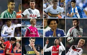 jugador mejor pagado del mundo 2016 los 50 mejores sub 20 del mundo la gazzetta dello sport ha