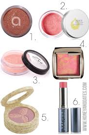 the best natural makeup blush