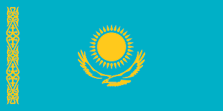 Thailand Round Flag Round Concave Icon Illustration Of Flag Of Kazakhstan