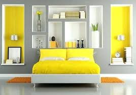 yellow bedroom ideas gray and yellow bedroom astronlabs co