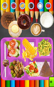 amazon com lunch food maker kids cooking games free