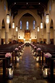Wedding Ceremony Decorations 21 Stunning Church Wedding Aisle Decoration Ideas To Steal