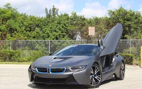 Bmw I8 Blacked Out - bmw i8 gets matte black wrap video