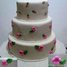 two wedding cakes veena azmanov