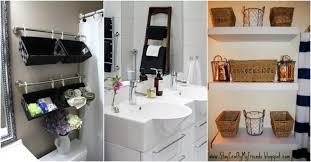 creative bathroom ideas 18 creative bathroom storage ideas how to