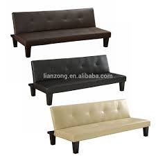 Futon Leather Sofa Bed Futon Futon Suppliers And Manufacturers At Alibaba