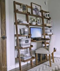 ana white leaning standing desk diy projects