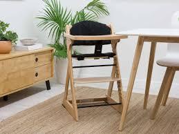 Swedish Wooden High Chair Mocka Original Wooden Highchair Highchairs