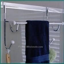 over shower door towel rack foter