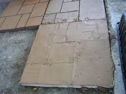 Sand Cement Mix For Patio How To Make A Nice Cement Patio 4 Steps With Pictures