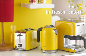 tostapane kenwood clever storage curve in freschi colori