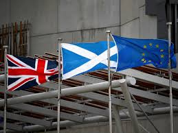 scotland could leave the uk and join canada instead says author