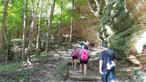 Starved Rock State Park Trail Map by Hike Starved Rock September 28 2014 Mega Hike All 18 Canyons