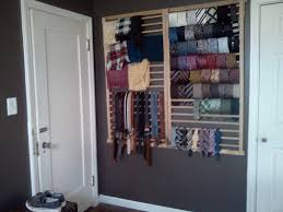 wall mounted tie rack ask andy forums