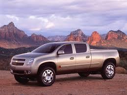 chevy concept truck chevrolet cheyenne concept 2004 pictures information u0026 specs