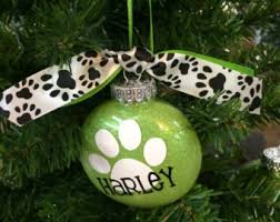 personalized ornament with name gift boxed