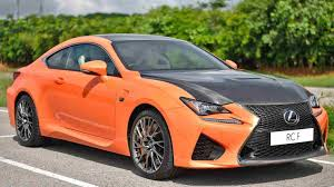 rcf lexus orange lexus rc f 2018 cars9 info