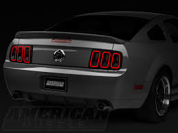 mustang led tail lights raxiom gen5 tail lights 05 09 all tail light mustang and 05 mustang