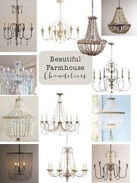 Pottery Barn Dahlia Chandelier Friday Finds Farmhouse Chandeliers House Of Hargrove