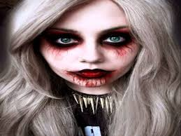 Face Makeup Designs For Halloween by Cool Halloween Makeup Ideas Youtube