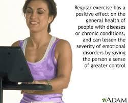 Exercise   University of Maryland Medical Center University of Maryland Medical Center Benefit of regular exercise