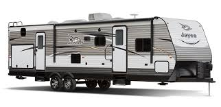 Travel Trailers With King Bed Slide Out 2017 Jay Flight Travel Trailer Jayco Inc