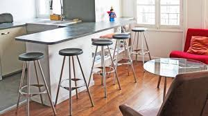 bar meuble cuisine meuble bar pour cuisine ouverte nos conseils côté maison
