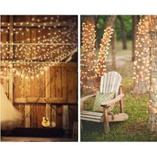 Outdoor Solar Fairy Lights by Led Fairy Lights 100 Lights