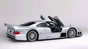 limited edition mercedes mercedes clk gtr limited edition 12 25 2000