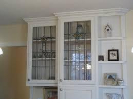 kitchen cabinet tall white glass kitchen cabinet doors bveled