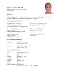 sample objectives in resume for hrm u2013 topshoppingnetwork com