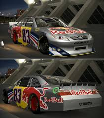 toyota car garage toyota 2011 brian vickers 83 red bull toyota c by gt6 garage