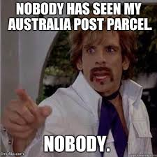 Post Meme - image tagged in australia post imgflip