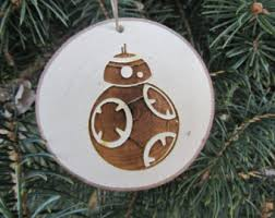 bb 8 ornament wars ornaments wars wood