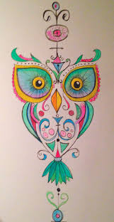 owl tattoos design 81 best tattoo ideas images on pinterest drawings tatoo and owl