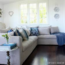 Diy Couch Cushions How Many Cushions For A 3 Seat Sofa Diy Decorator