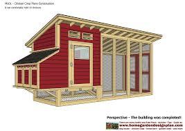 inside bantam coop with inside a frame chicken coop 12927
