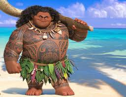 film moana bahasa indonesia full louie on twitter saw complaints about maui being overweight in