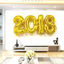 Happy New Year Room Decoration by New Year Decorations Ebay