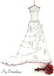 55 best wedding dress sketches images on pinterest wedding dress