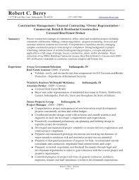 contractor resume template 28 images contractor resume best