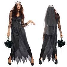 Horror Zombie Ladies Costume Halloween Hen Night Party Fancy