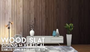 wood slat simsational designs wood slat flooring and walls