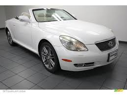 lexus convertible pebble beach edition 2009 starfire white pearl lexus sc 430 convertible 80970670