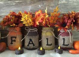 Mason Jar Home Decor Ideas Over 50 Of The Best Diy Fall Craft Ideas Fall Mason Jars Craft