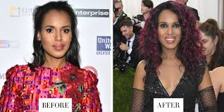 best celebrity hair transformations 2016 celebrity hairstyles