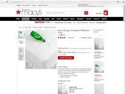 home design waterproof mattress pads best mattress decoration
