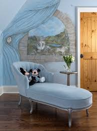 disney fairy tale child bedroom interior design idea home disney story mural painting girly bedroom interior design idea