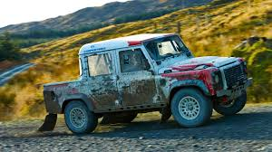 land rover camo we raced bowler u0027s 440bhp supercharged defender in a mental hill